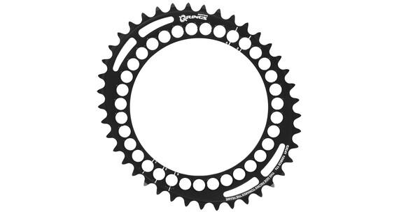 Rotor QXL-Ring Kettenblatt innen 130 mm schwarz